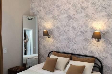 Сдается 2-комнатная квартира посуточно в Ялте, Игнатенко улица, д. 7.