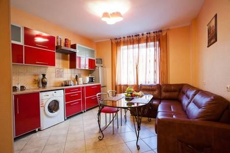Сдается 1-комнатная квартира посуточнов Воронеже, ул.Революции 1905г д. 31А.