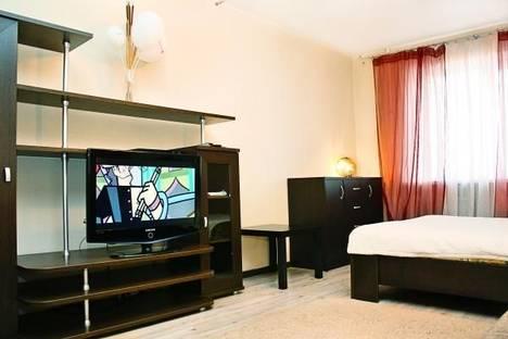Сдается 1-комнатная квартира посуточно, ул. Максима Горького, 128.