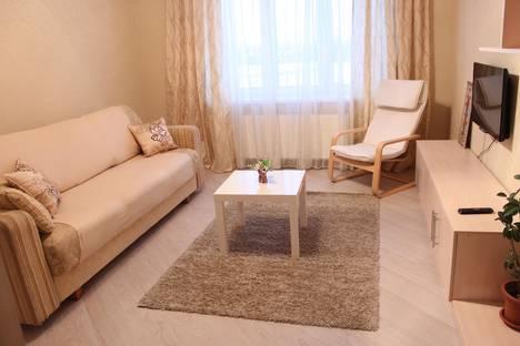 Сдается 1-комнатная квартира посуточнов Тюмени, ул. Газовиков, 61.