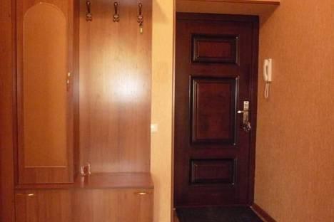 Сдается 1-комнатная квартира посуточно в Мариуполе, пр. Ленина,91.