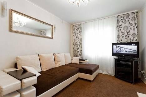 Сдается 3-комнатная квартира посуточно в Минске, ул.Заславская, 11к2.