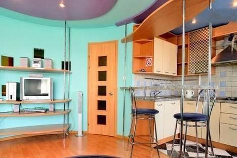Сдается 1-комнатная квартира посуточно в Донецке, пл. Конституции, 5.