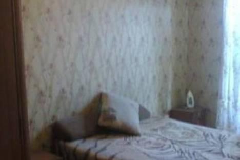 Сдается 2-комнатная квартира посуточно, проспект Ленина, 79.