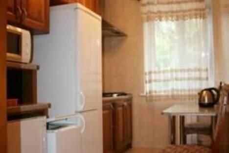 Сдается 1-комнатная квартира посуточно в Киеве, Владимирская ул., 76б.