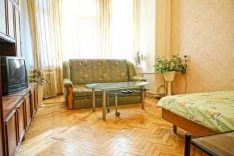 Сдается 1-комнатная квартира посуточно в Киеве, ул. Саксаганского, 12а.