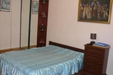 Сдается 1-комнатная квартира посуточно в Киеве, Введенская ул., 7-9.