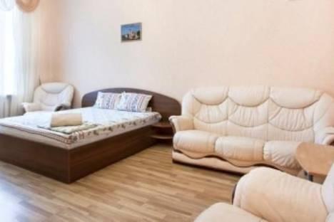 Сдается 1-комнатная квартира посуточно в Киеве, Красноармейская ул., 24.