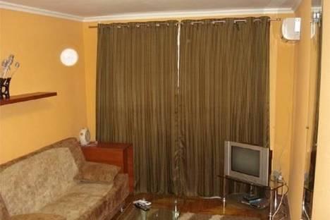 Сдается 1-комнатная квартира посуточно в Запорожье, пр. Ленина 143.