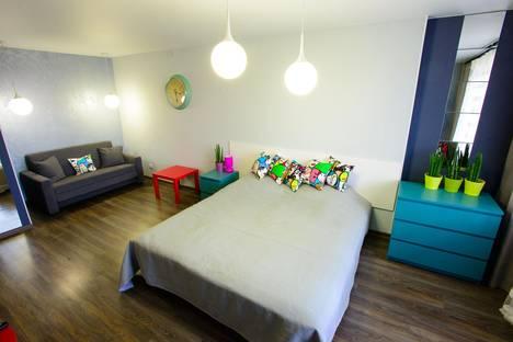 Сдается 1-комнатная квартира посуточнов Екатеринбурге, Еремина 3.