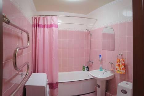 Сдается 1-комнатная квартира посуточно в Алматы, Огарева 4, Аэропорт.