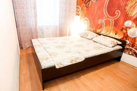Сдается 2-комнатная квартира посуточно в Кемерове, ул. Коломейцева, 3.