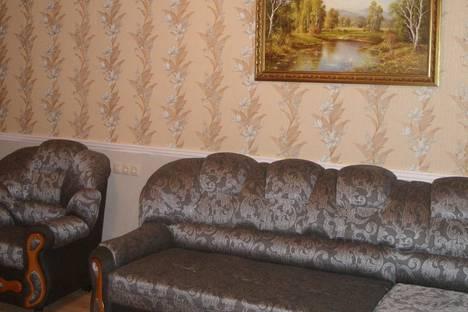 Сдается 1-комнатная квартира посуточно, Первомайская 105.