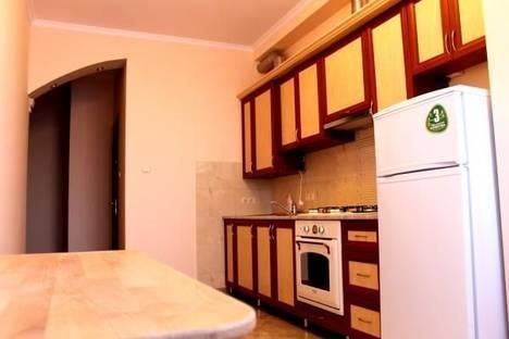 Сдается 1-комнатная квартира посуточнов Ужгороде, ул. Можайского, д.16А.