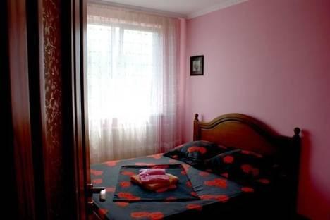 Сдается 3-комнатная квартира посуточно в Ужгороде, ул.Минайская, д.13.