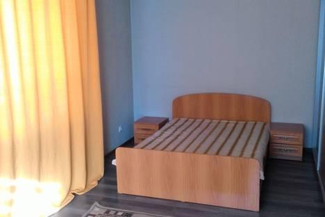 Сдается 1-комнатная квартира посуточнов Барнауле, ул. Деповская, 31.