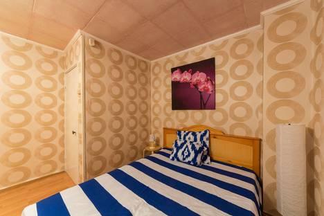 Сдается 1-комнатная квартира посуточно, Волжский бульвар 45.