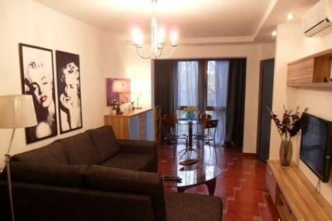Сдается 1-комнатная квартира посуточнов Новокузнецке, Орджоникидзе, 26.