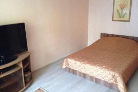 Сдается 1-комнатная квартира посуточно в Сергиевом Посаде, пр. Красной Армии, 9б.