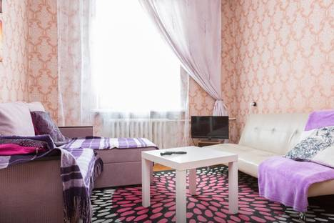 Сдается 1-комнатная квартира посуточнов Химках, ул. Нефтяников, 8.