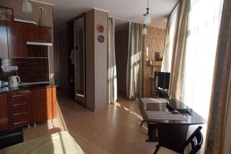 Сдается 2-комнатная квартира посуточно в Сочи, пер.Известенский, 2.