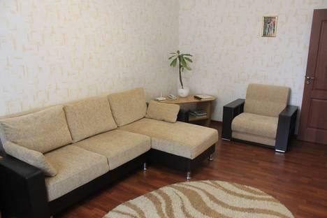 Сдается 2-комнатная квартира посуточнов Полоцке, ул. Скорины,12.