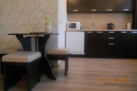 Сдается 2-комнатная квартира посуточно в Петрозаводске, Ленина проспект, д. 28А.