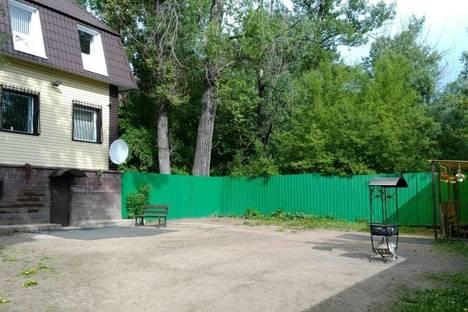 Сдается коттедж посуточно в Уфе, ул. им Фронтовых бригад, 25.
