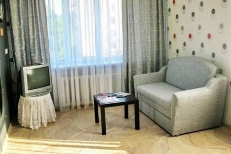 Сдается 1-комнатная квартира посуточно в Петрозаводске, Свердлова улица, д. 3.