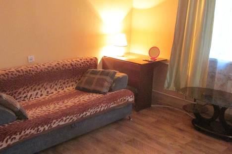 Сдается 1-комнатная квартира посуточно в Иркутске, Карла Либкнехта, 65.
