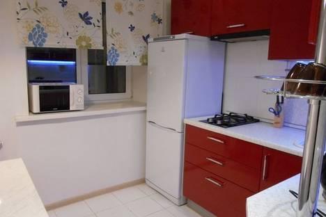 Сдается 2-комнатная квартира посуточно в Ярославле, ул. Свердлова, 46.