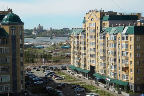 Сдается 1-комнатная квартира посуточнов Казани, ул. Четаева 4.