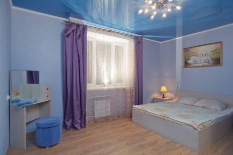 Сдается 2-комнатная квартира посуточно, Пушкина 45.