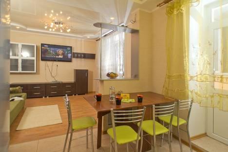 Сдается 2-комнатная квартира посуточно в Пензе, Пушкина 45.