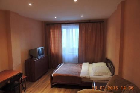 Сдается 1-комнатная квартира посуточнов Архангельске, Обводный Канал, д.76.