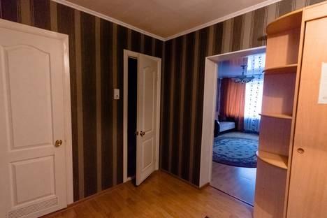 Сдается 2-комнатная квартира посуточно в Магнитогорске, Советская ул., 119.