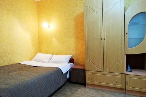 Сдается 1-комнатная квартира посуточно в Туле, ул.Дмитрия Ульянова, дом 18.