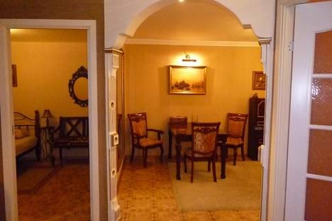 Сдается 3-комнатная квартира посуточно в Набережных Челнах, Шишкинский бульвар, 10.
