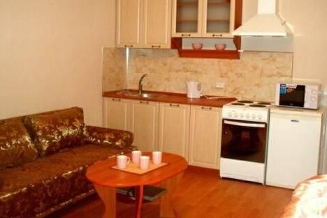 Сдается 1-комнатная квартира посуточнов Тюмени, 50 лет ВЛКСМ, 15.