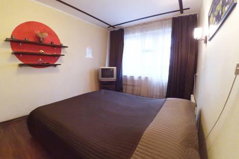Сдается 1-комнатная квартира посуточно в Казани, ул.Четаева, д.35.