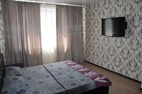 Сдается 1-комнатная квартира посуточнов Чебоксарах, проспект Ленина, 19к1.