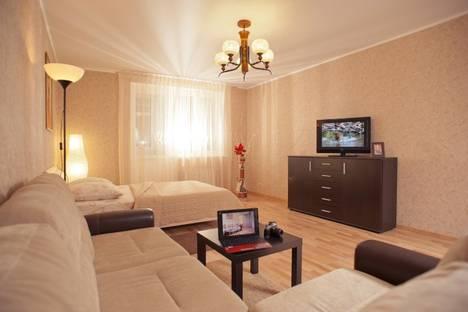 Сдается 1-комнатная квартира посуточно в Пензе, ул. Пушкина, 47.