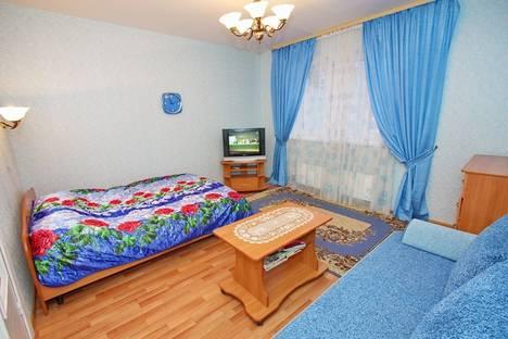 Сдается 2-комнатная квартира посуточнов Екатеринбурге, ул.Ломоносова 6.