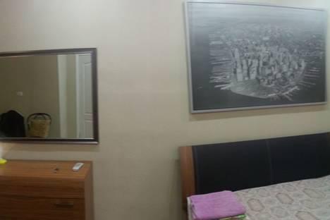 Сдается 1-комнатная квартира посуточно в Перми, Куйбышева 93.