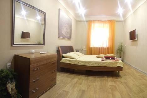 Сдается 1-комнатная квартира посуточно, Куйбышева 93.
