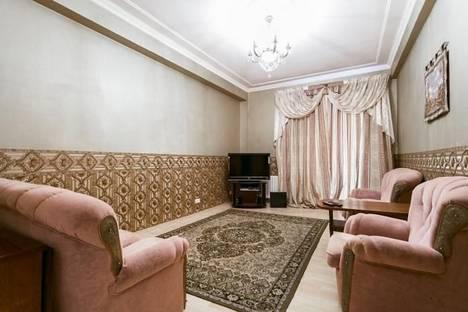 Сдается 3-комнатная квартира посуточно в Минске, ул. Ленинградская, д. 1.