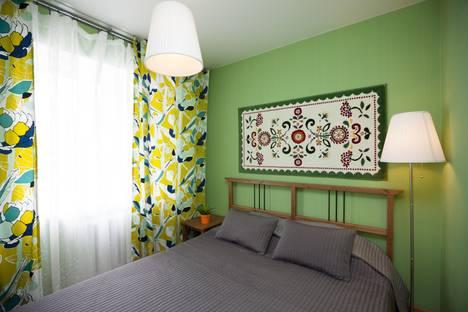 Сдается 3-комнатная квартира посуточно в Екатеринбурге, Малышева 87.