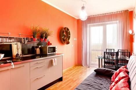 Сдается 1-комнатная квартира посуточнов Екатеринбурге, Машинистов 3.