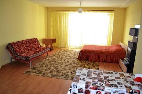 Сдается 1-комнатная квартира посуточнов Екатеринбурге, Московская 66.