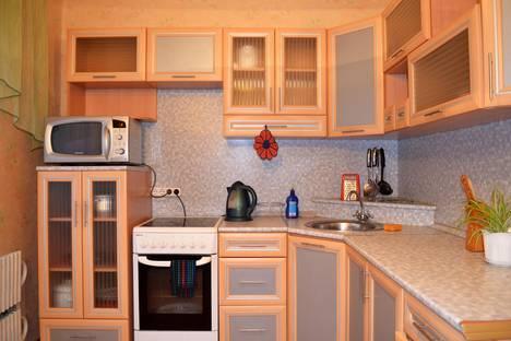 Сдается 1-комнатная квартира посуточно в Старом Осколе, мкр. Солнечный 5.